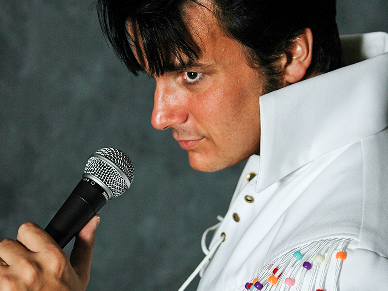 Terry Padgett To Return Performing as Elvis on Day Stage