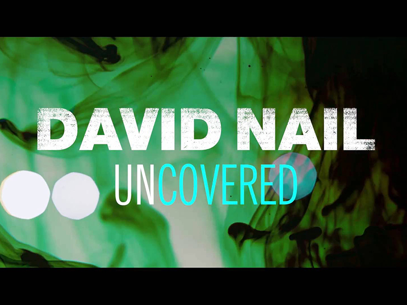 David Nail Releases Surprise EP of Covers, Just Ahead of Alabaster CityFest!