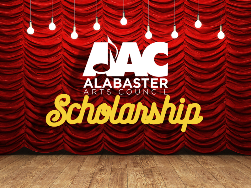 Alabaster Arts Council To Award Arts Scholarships