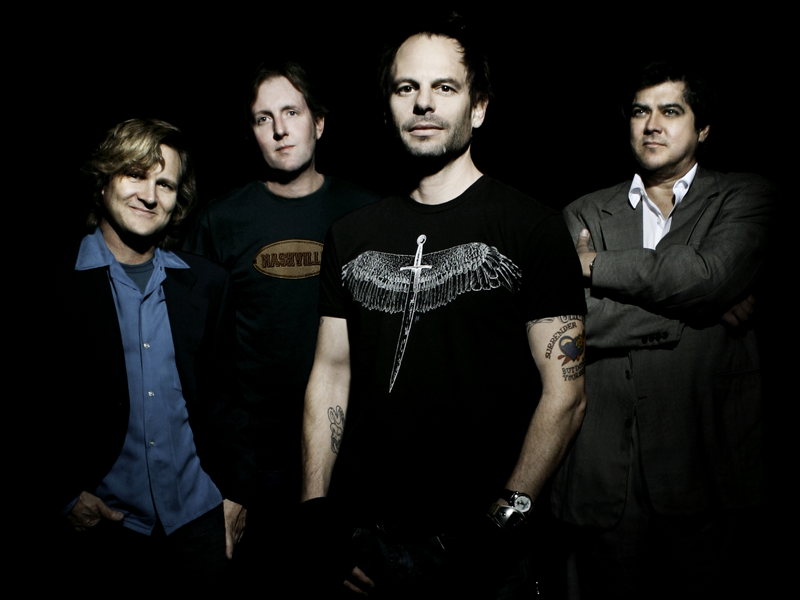 Gin Blossoms to headline Main Stage at 7:00
