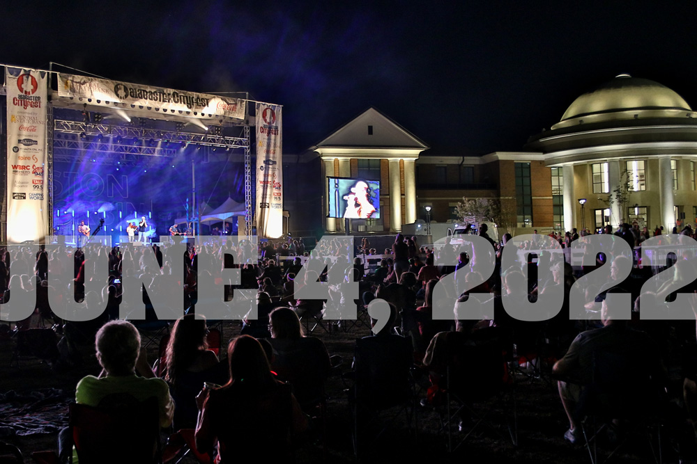 Alabaster Arts Council Announces Cancellation of Alabaster CityFest 2021