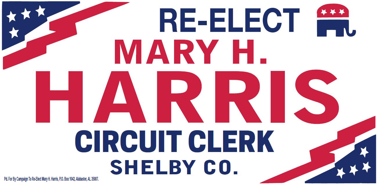 Mary Harris – Circuit Clerk
