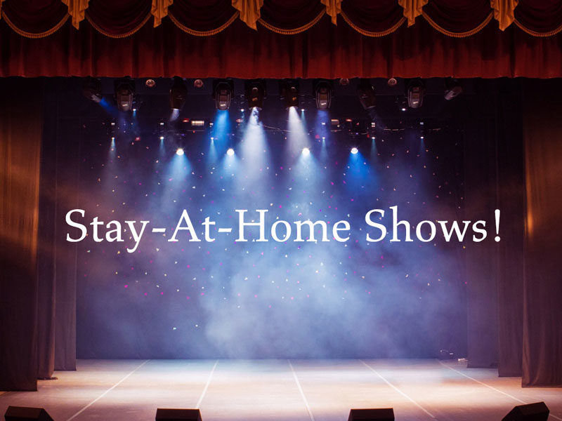 Stay-At-Home Concerts
