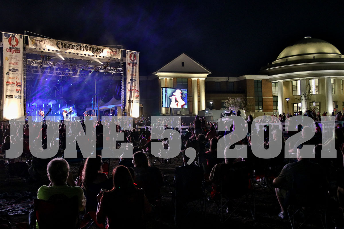 Alabaster Arts Council Announces Cancellation of Alabaster CityFest 2020